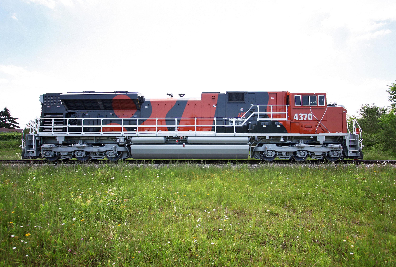 EMD® SD70ACe-LCi