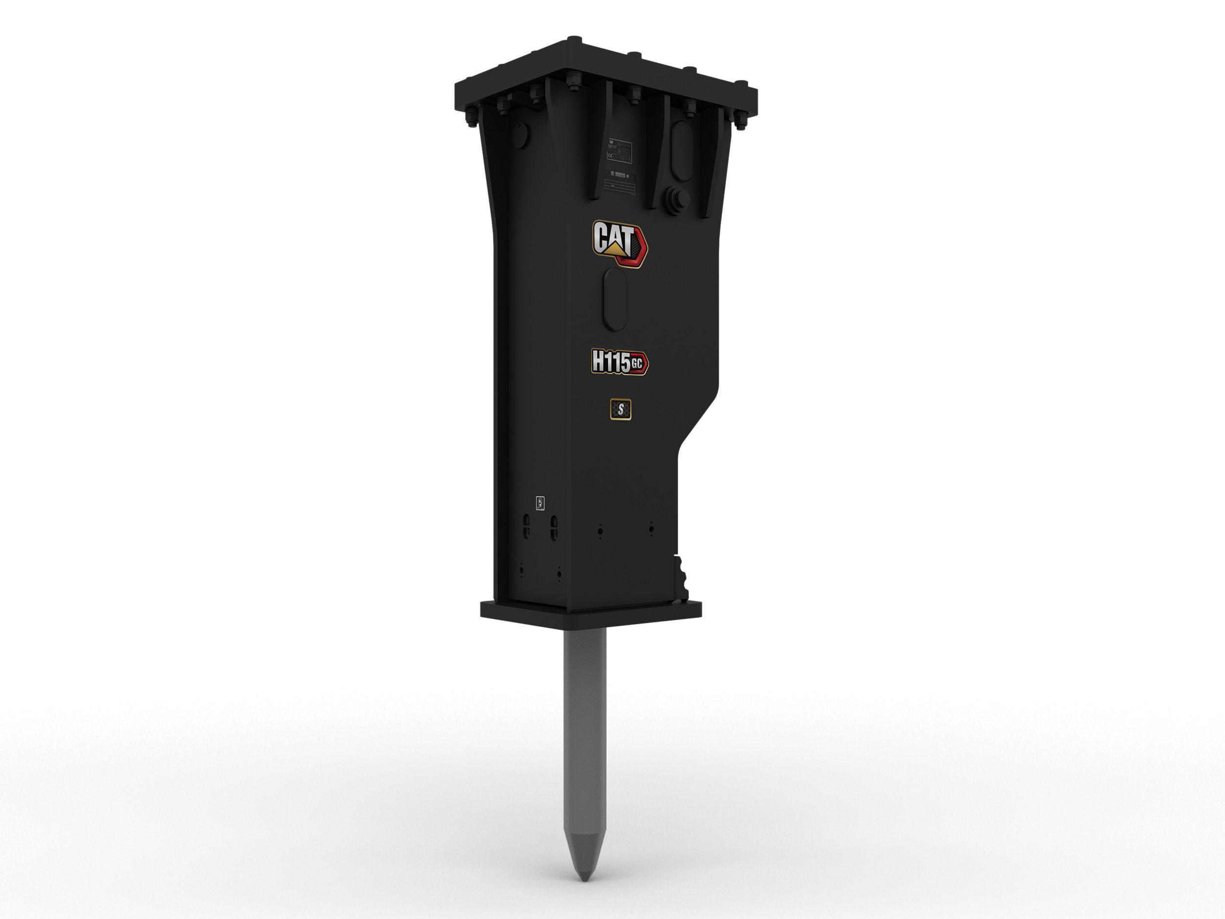 H115GCs Hammer