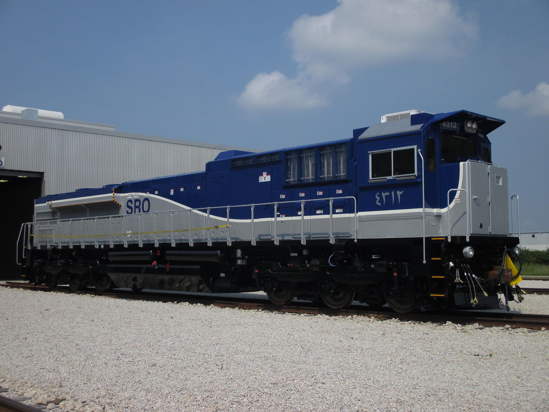 EMD® GT46AC