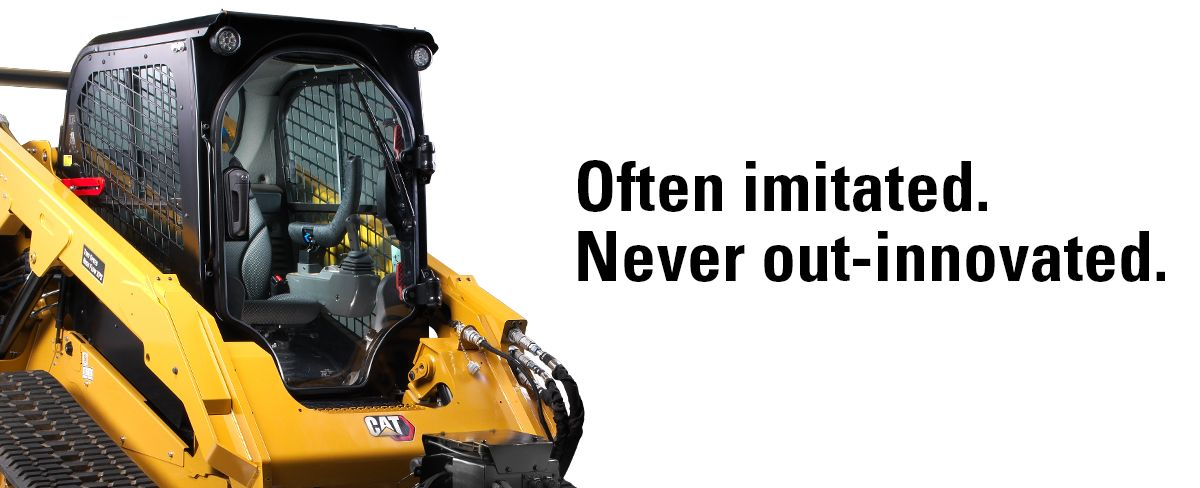 Check out innovative features of the new Cat® D3 Series Skid Steer Loaders and Compact Track Loaders.
