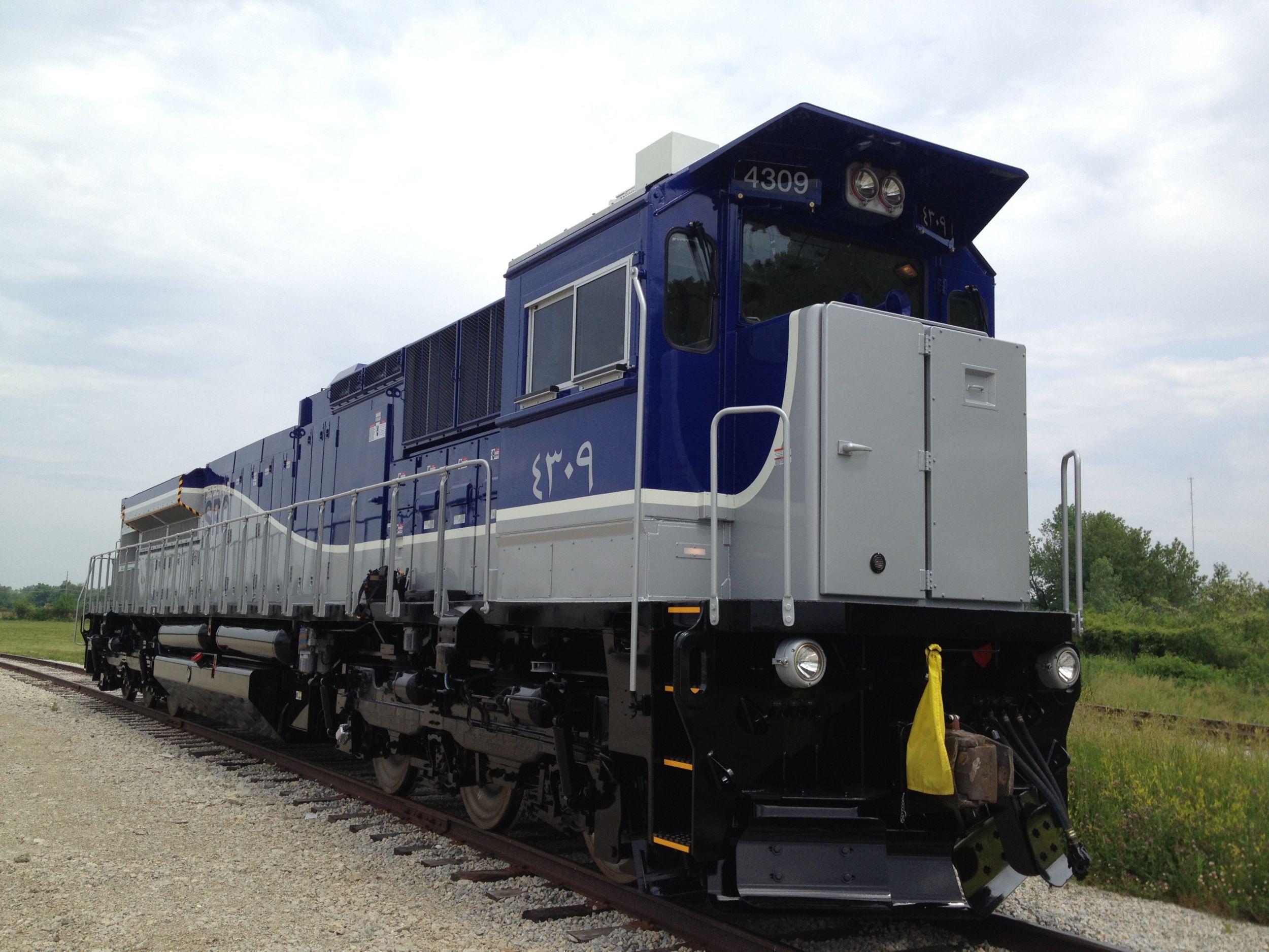EMD® GT46ACS Freight Locomotive