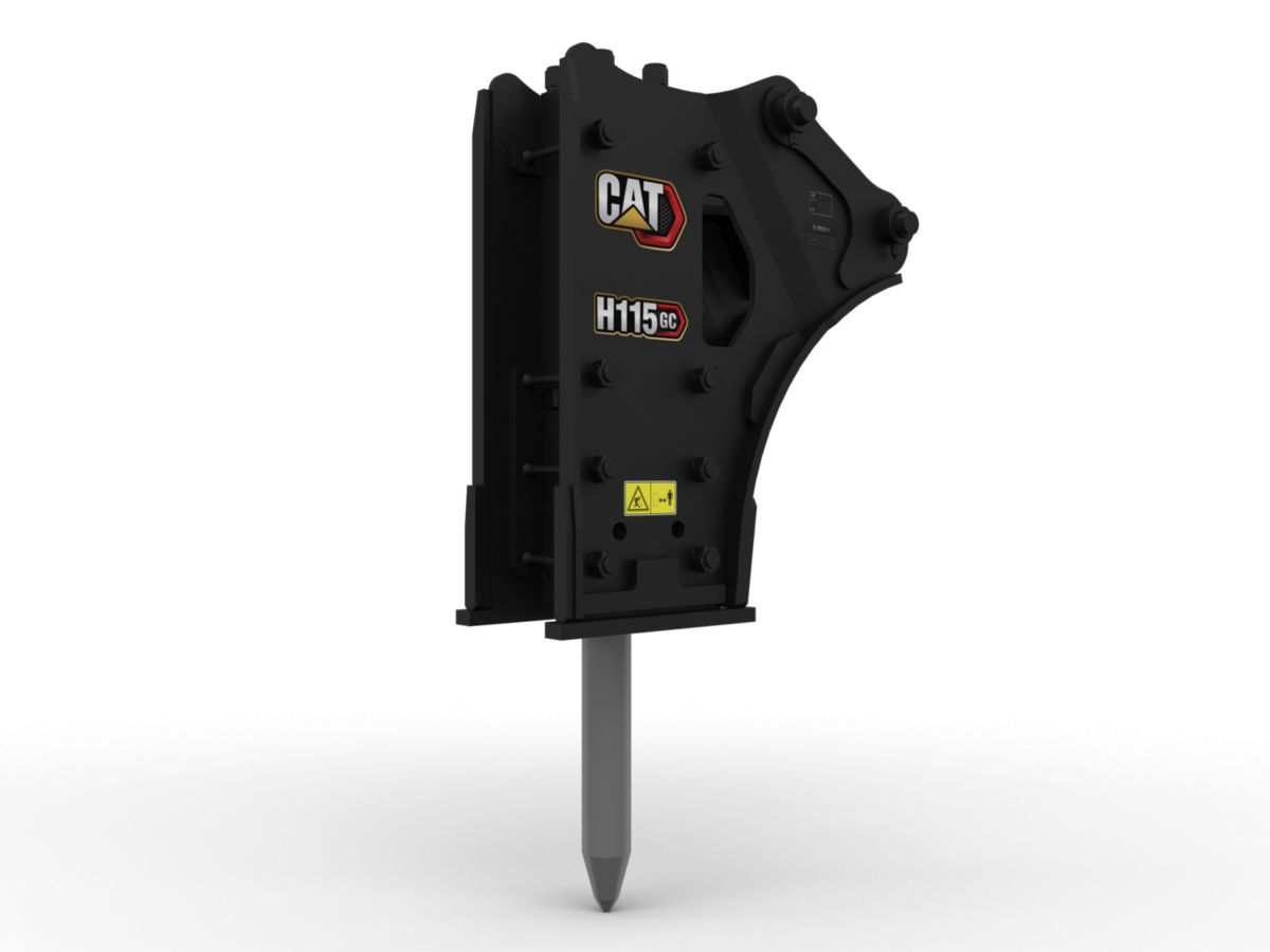 product-H115GC, side mount