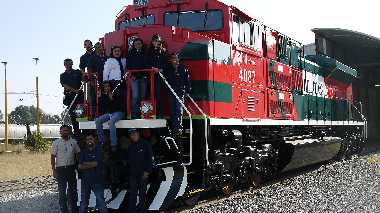 PROGRESS RAIL Mexico