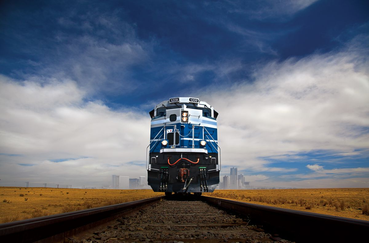EMD® SD70ACe Freight Locomotive