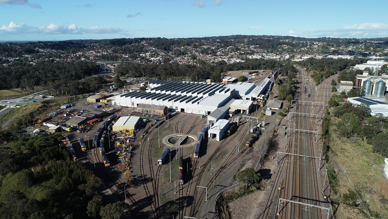 EMD® GT Locomotive Australia