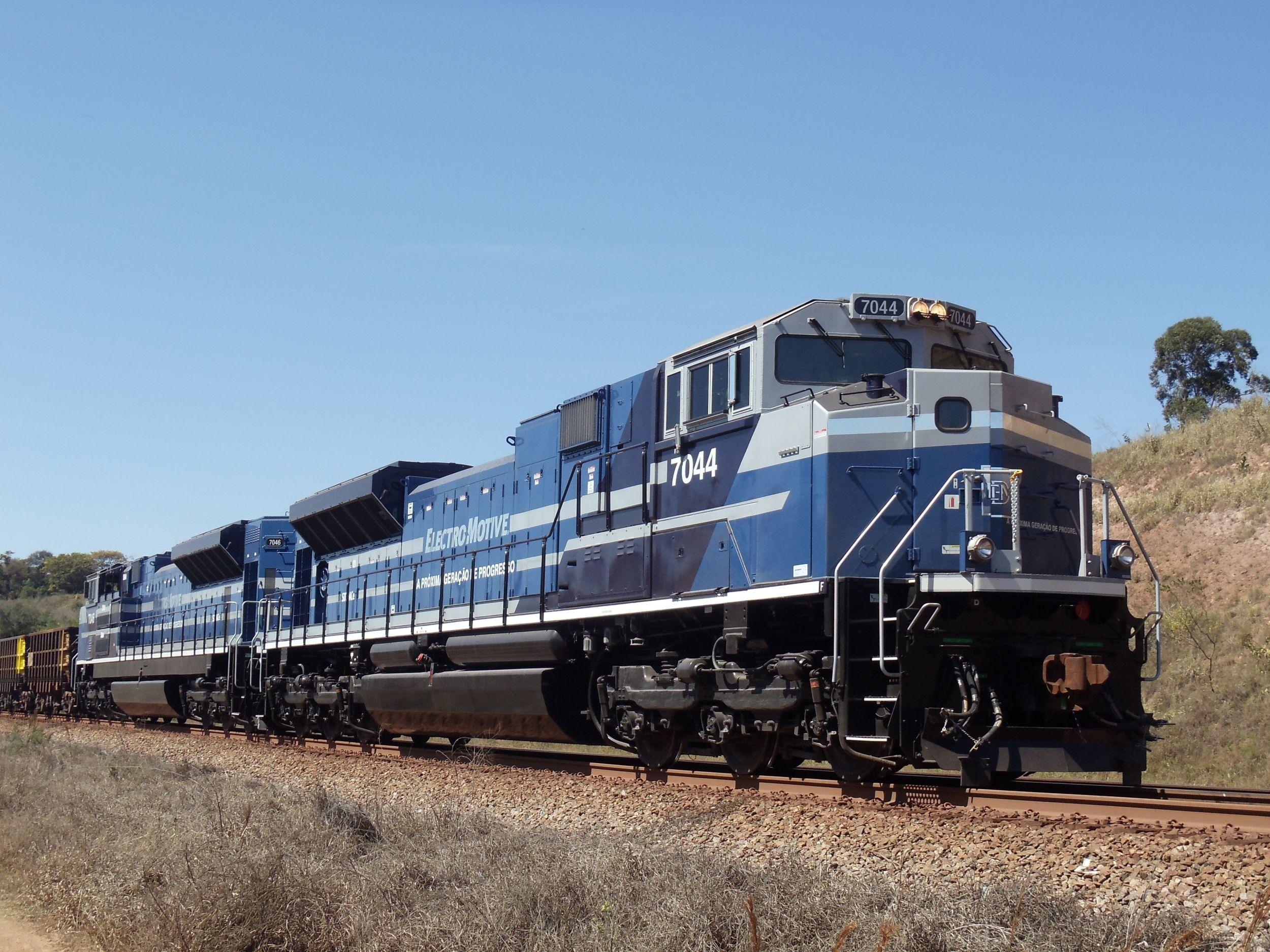 EMD® SD70ACe/45 Freight Locomotive