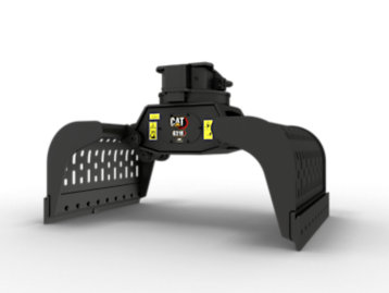 G324 WH Demolition & Sorting Grapple: 587-8985