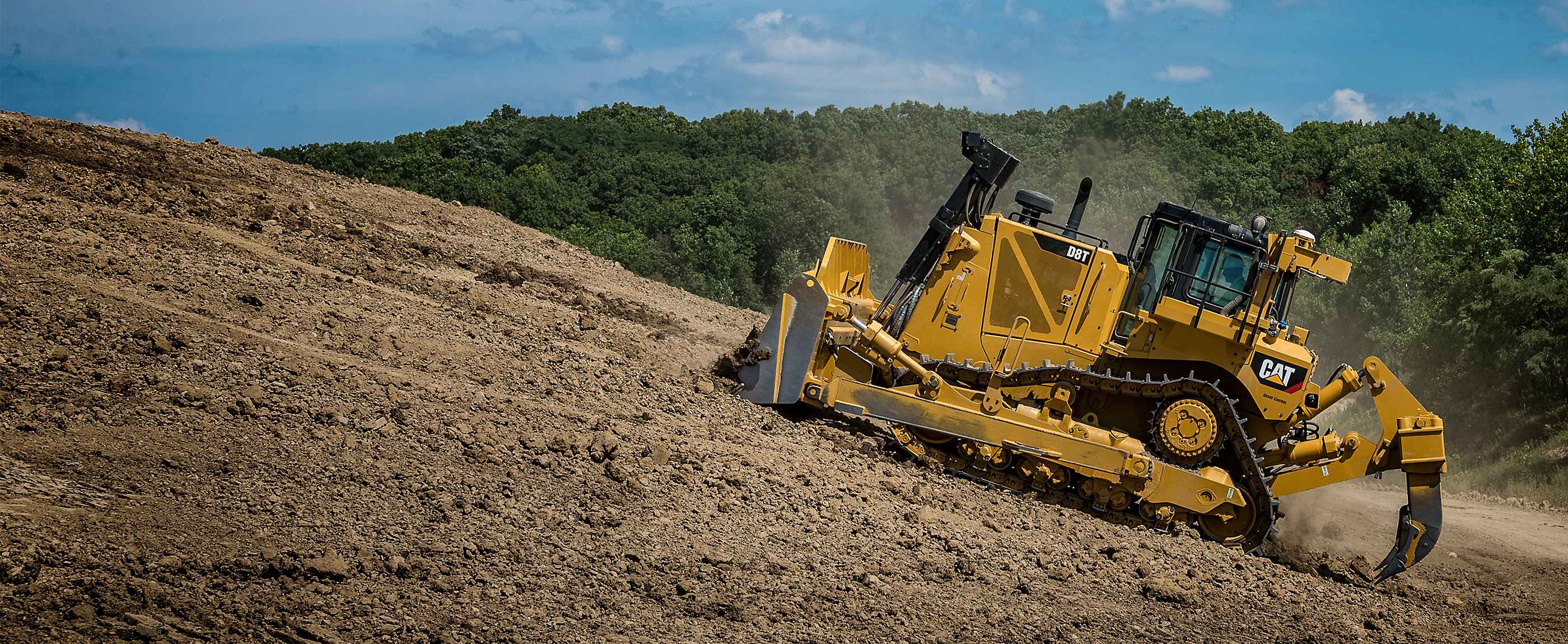 Caterpillar provides solutions to build a successful business