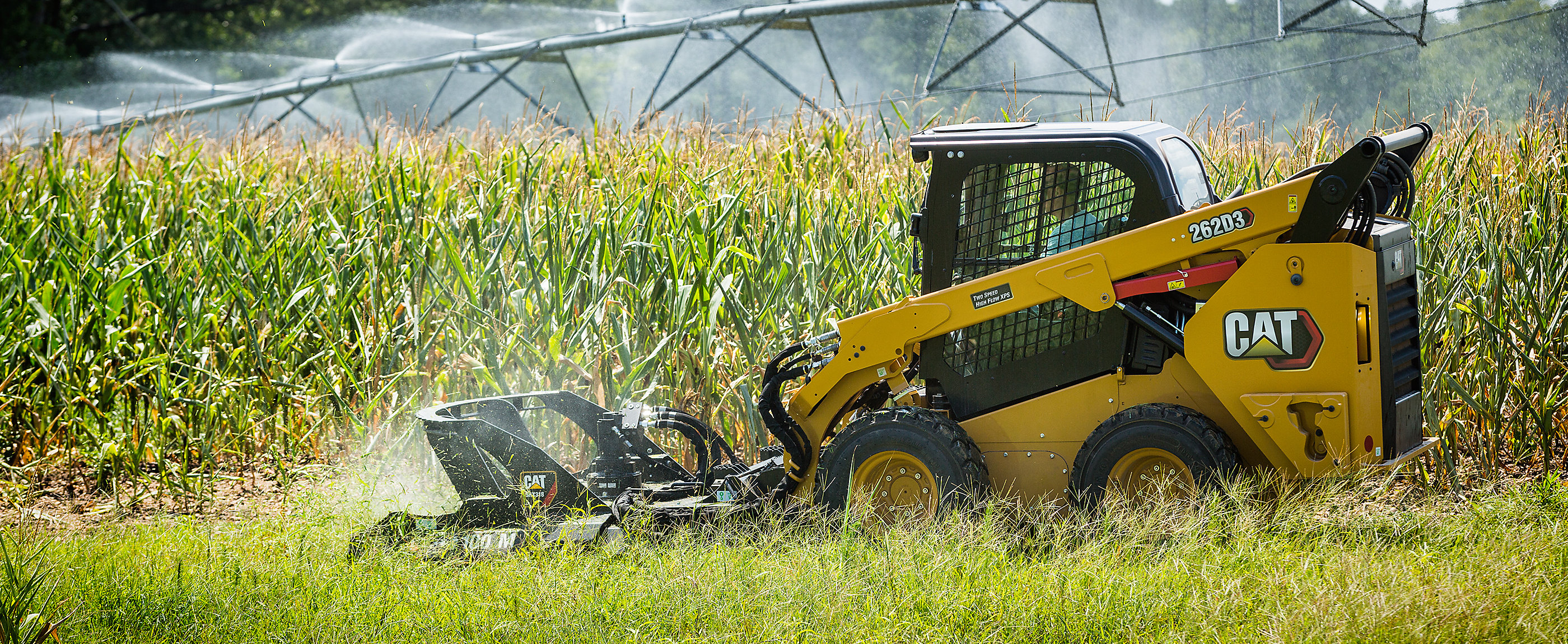 These compact machines offer industry leading comfort, control and performance.