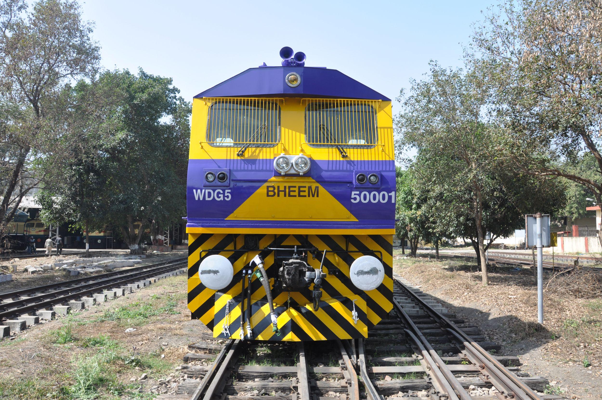 EMD® GT50AC Freight Locomotive