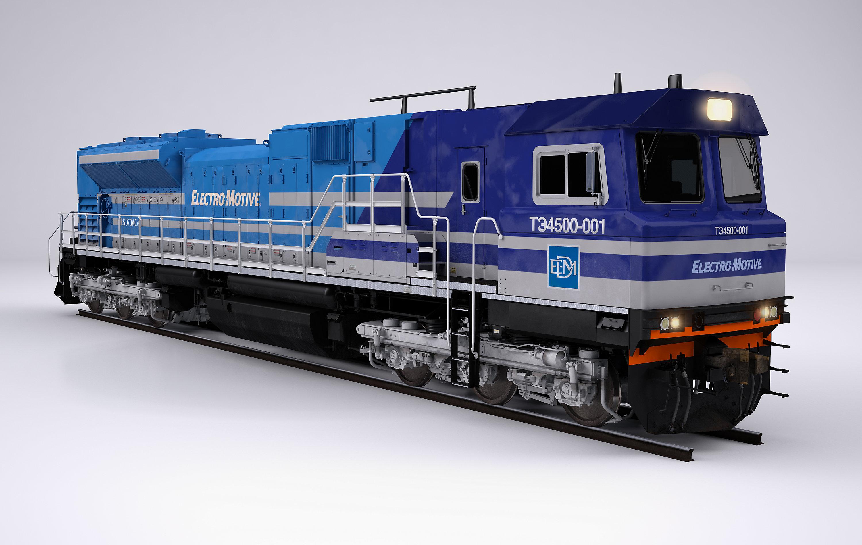 EMD® SD70ACe/LW