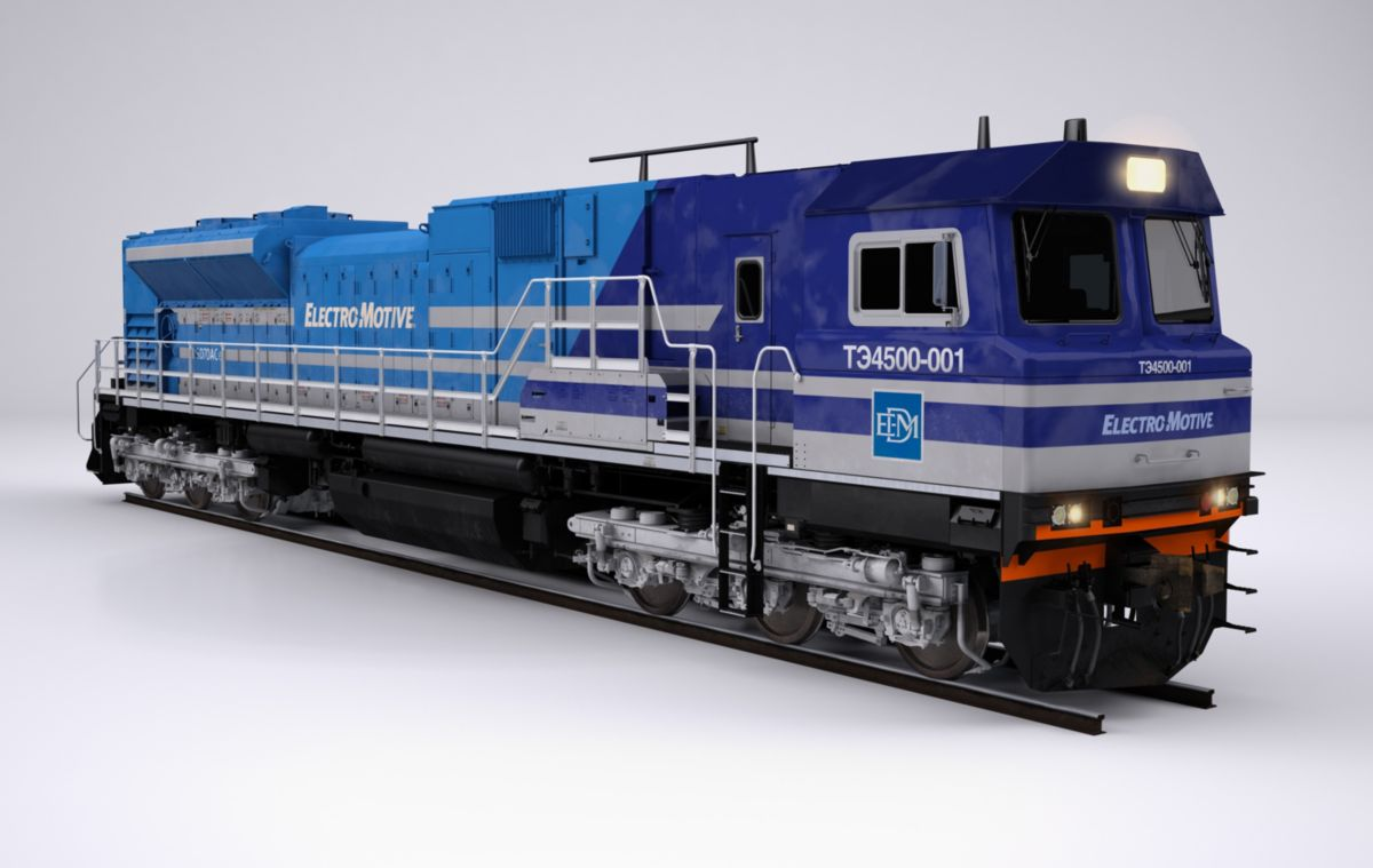 EMD® SD70ACe/LW Freight Locomotive