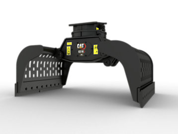 G318 WH Demolition & Sorting Grapple: 587-8976