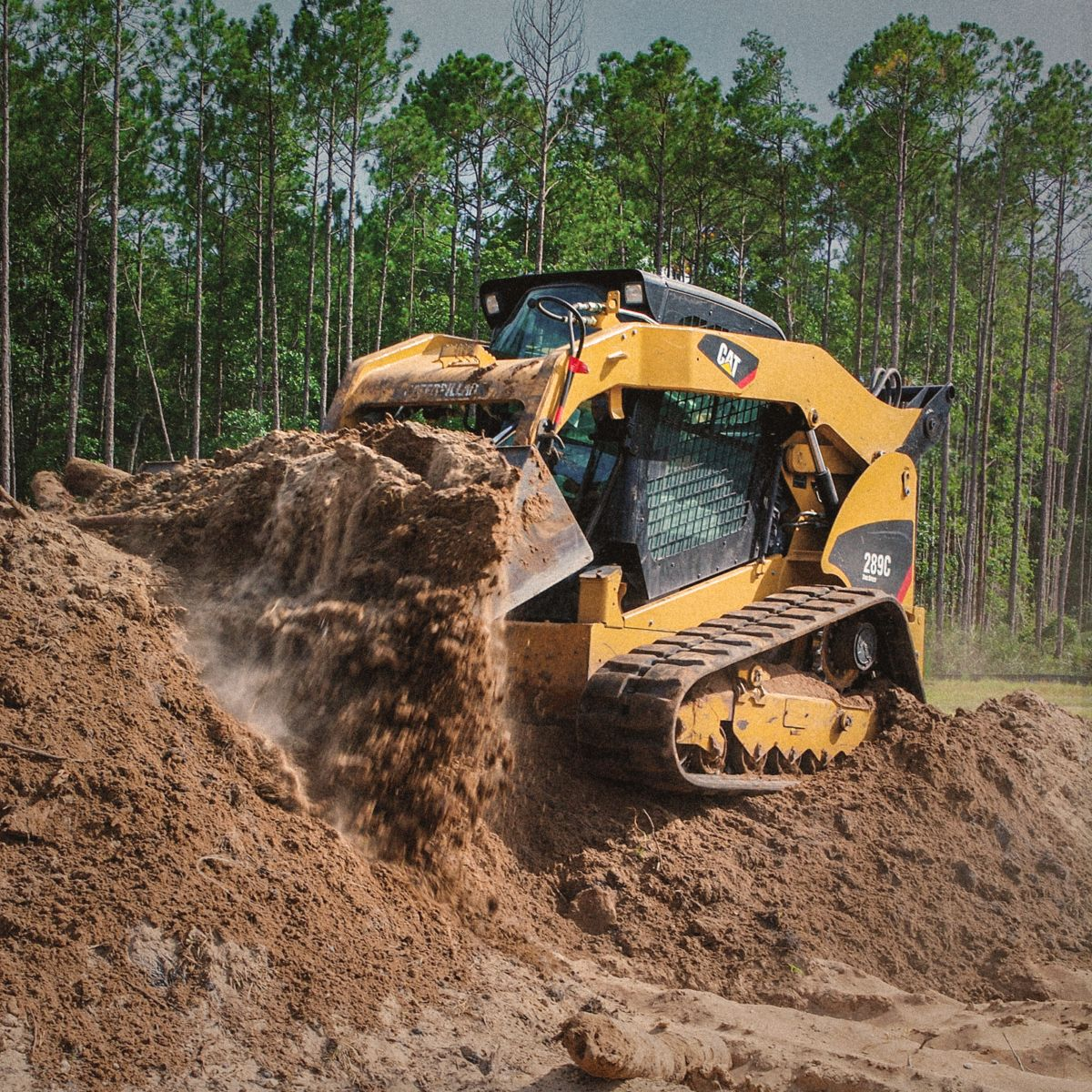 The D3 Series Compact Track and Skid Steer Loaders are the newest performance-driven machines from Caterpillar®.