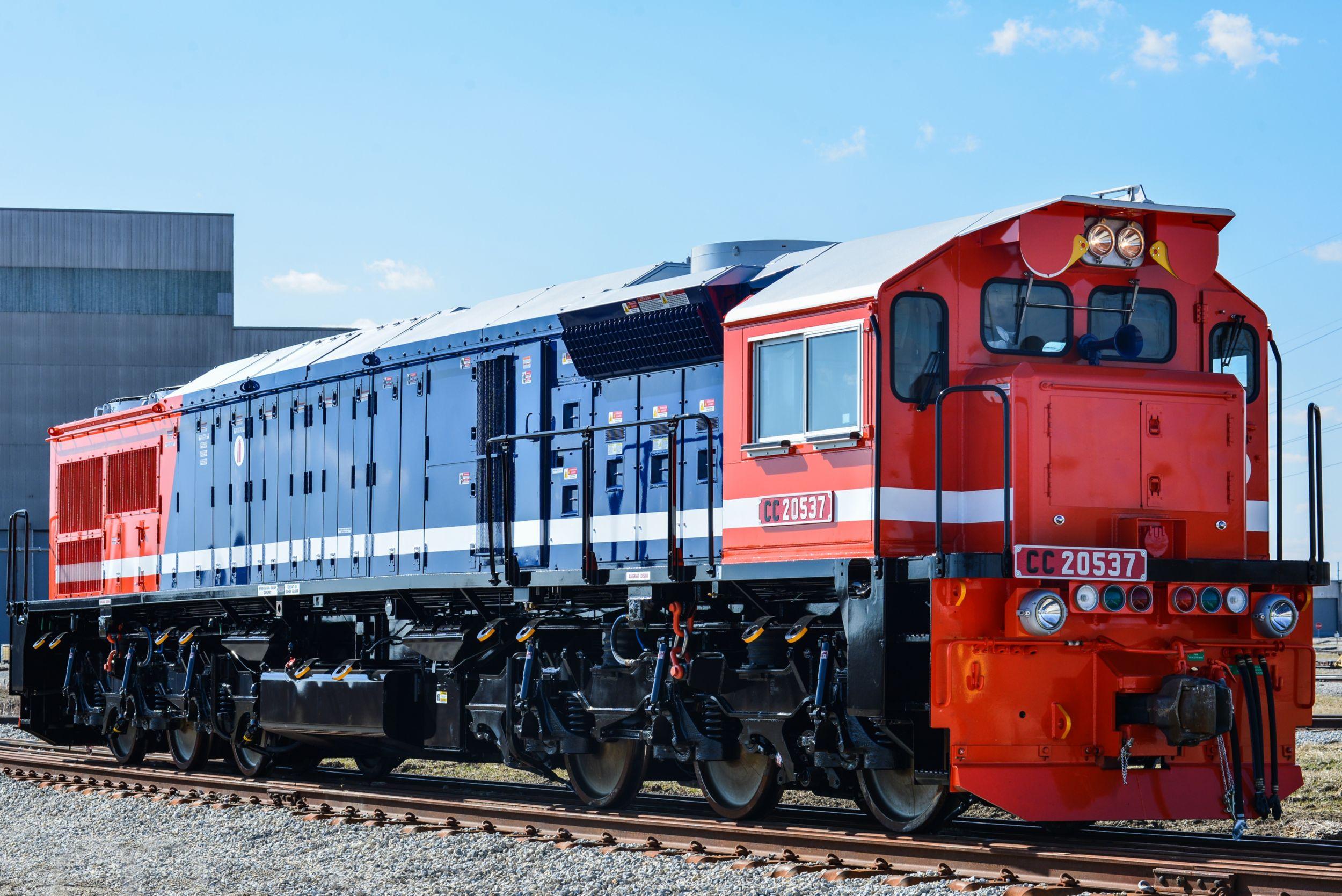 EMD® GT38AC Freight Locomotive