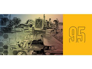 Caterpillar 95 Years