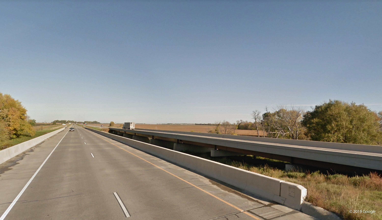 I-94 BRIDGE OVER BUFFALO RIVER IN MINNESOTA
