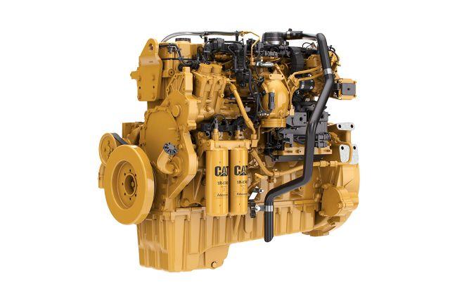 Cat PM310 engine