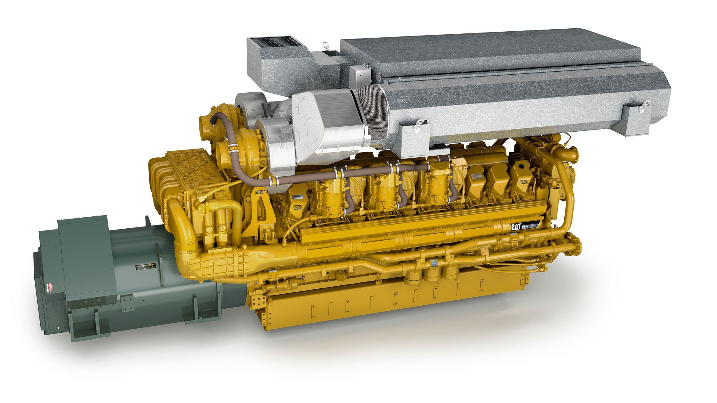 Cat® C175 Engine