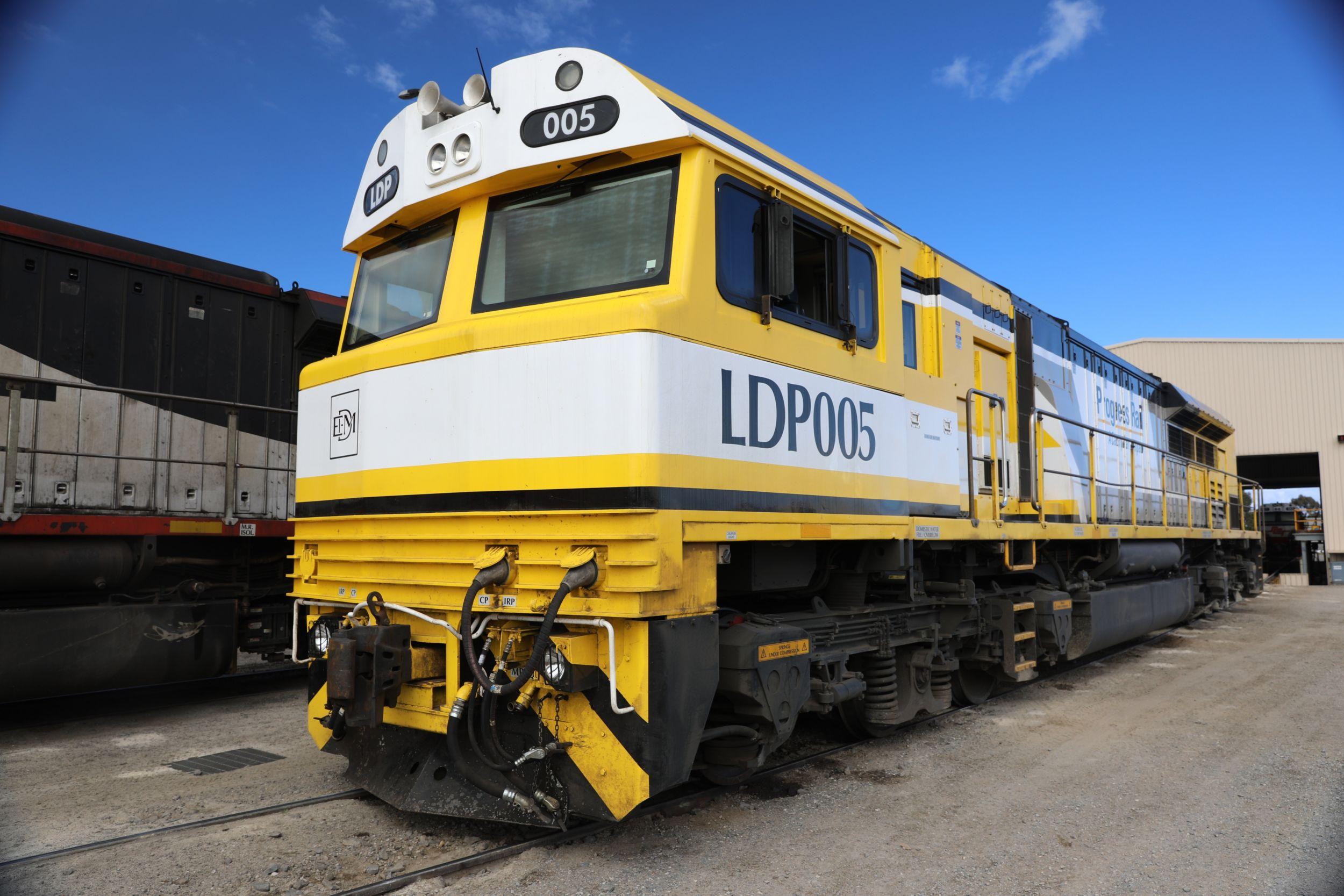 EMD® GT46-ACe Gen II Freight Locomotive