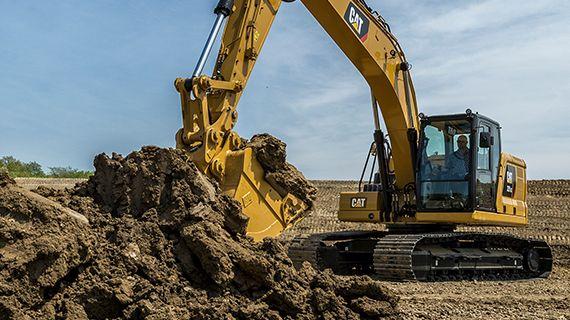 Next Generation Excavator