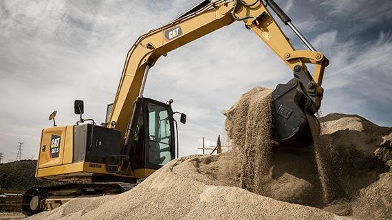 6-10 Tonne Excavator