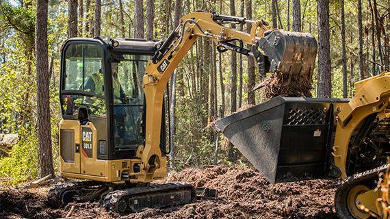 1-2 ton excavator