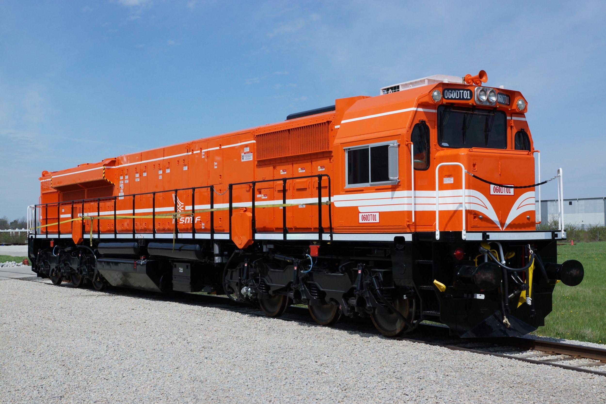 EMD® GT46AC Freight Locomotive