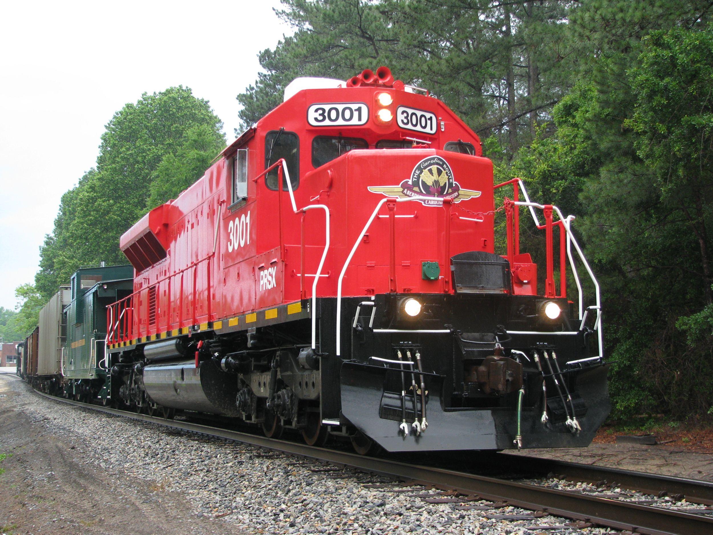 EMD® 30C Repower Locomotive