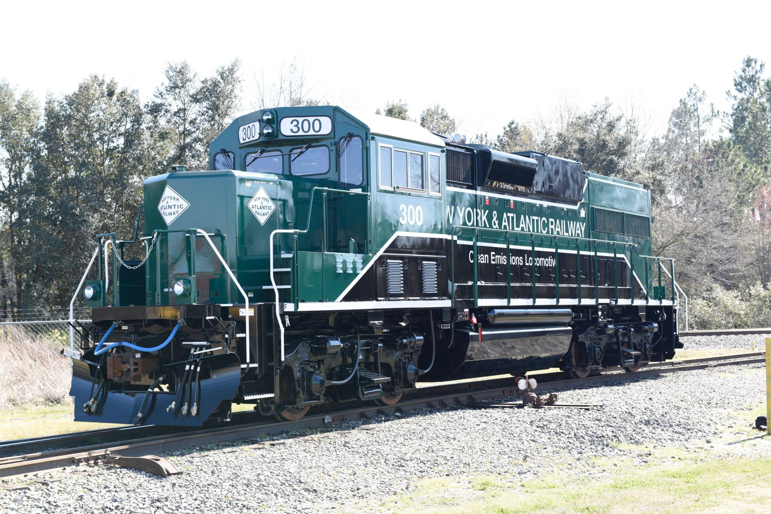 EMD® 20B Repowered Locomotive