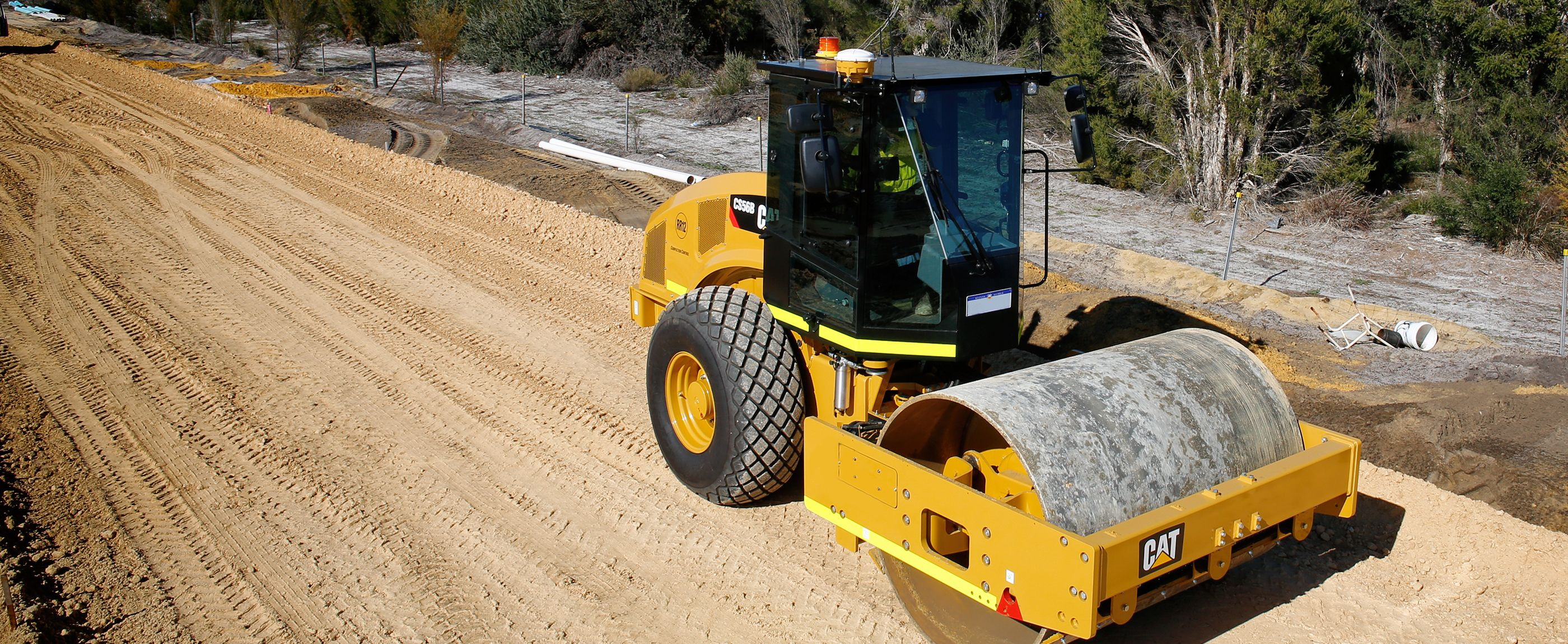How To Select the Best Compaction Equipment for the Job