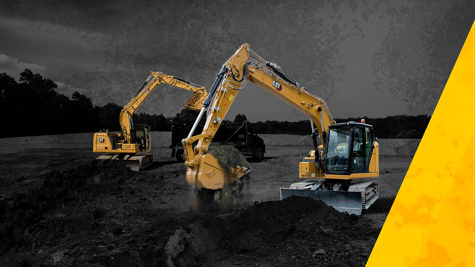 Small Excavator Offer