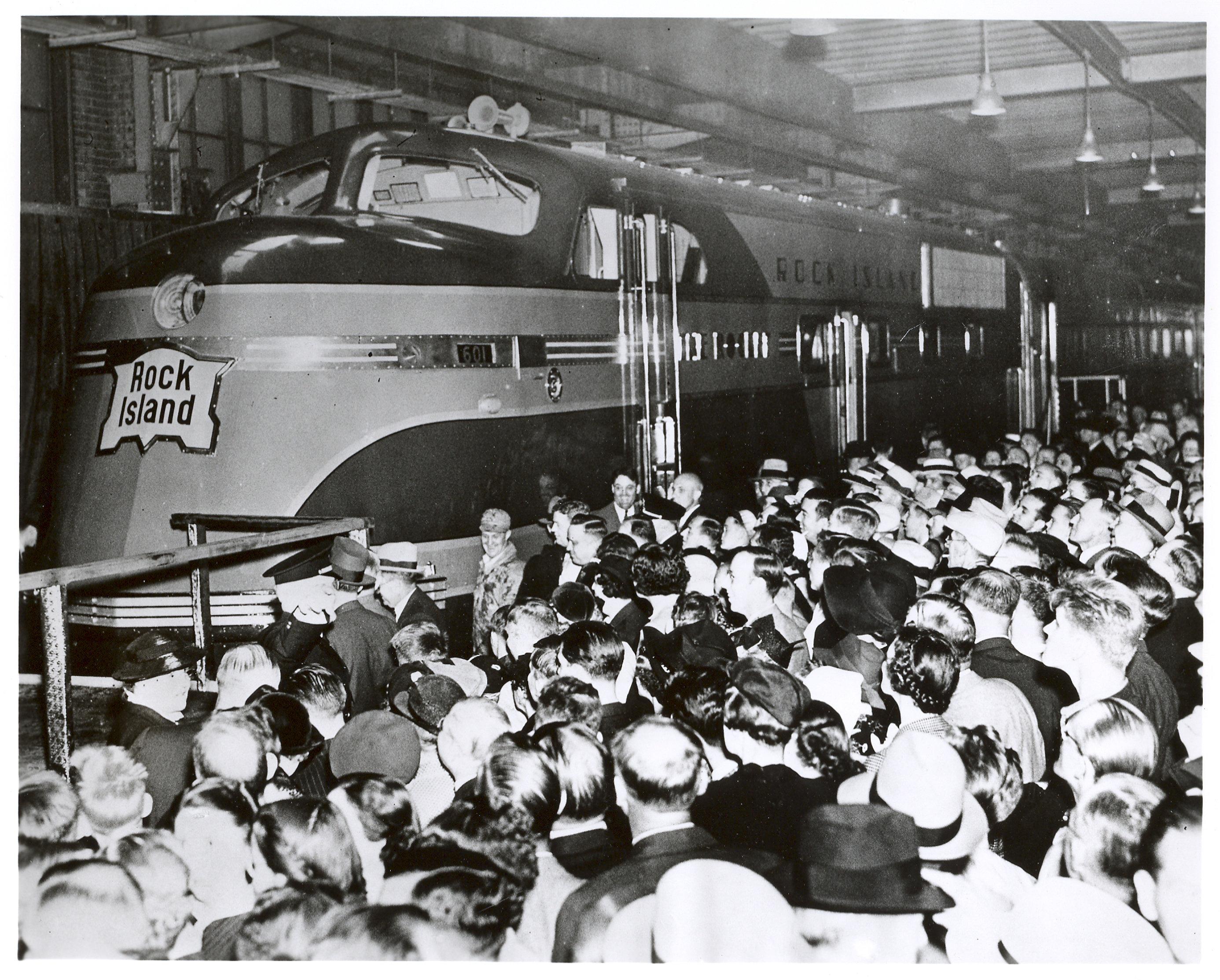EMD Historical Images