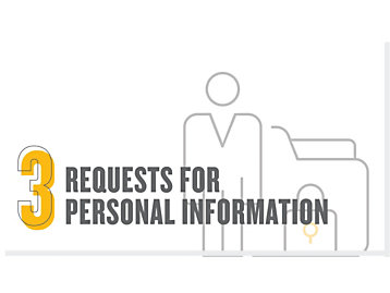 Requests for Personal Information