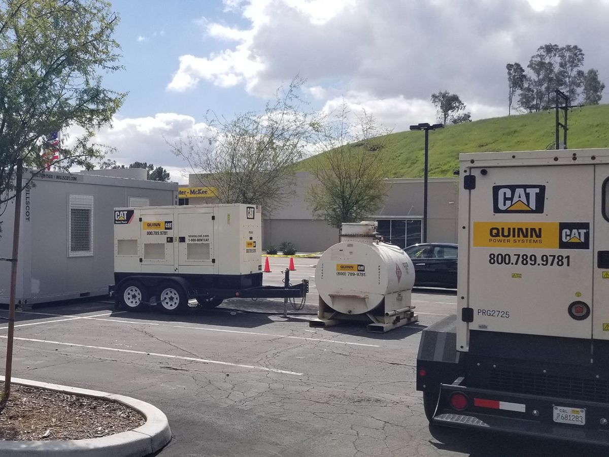 Cat® dealer delivers rental power solution on tight timeline