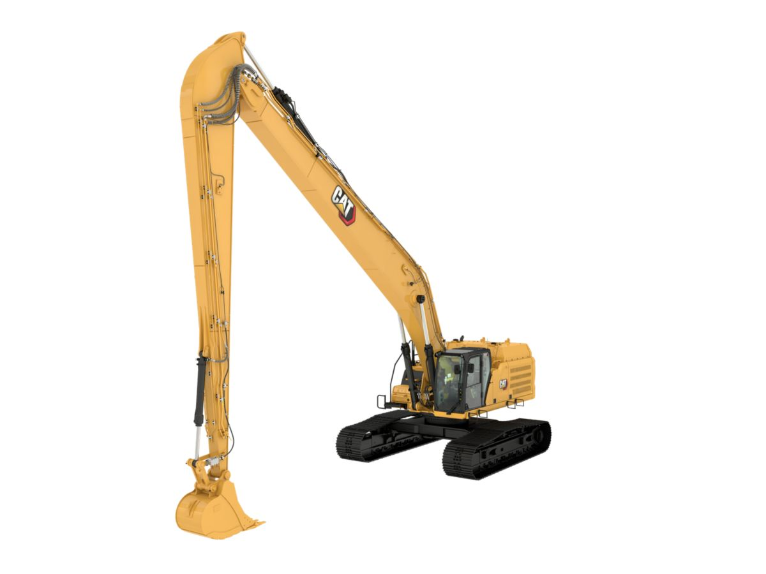 352 Long Reach Excavator