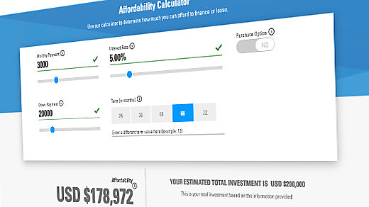 Affordability Calculator