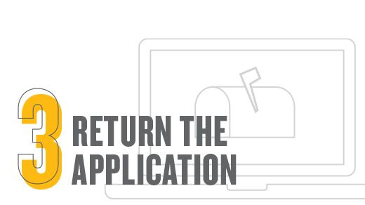 Return the Application