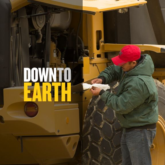 Down To Earth: How Cat® Customer Value Agreements (CVA) Can Benefit Your Farming Operation