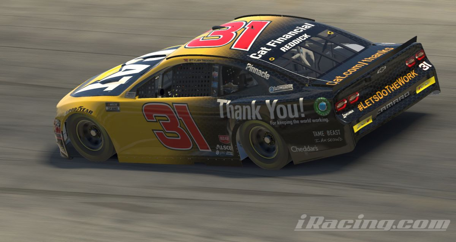 Thank You Car