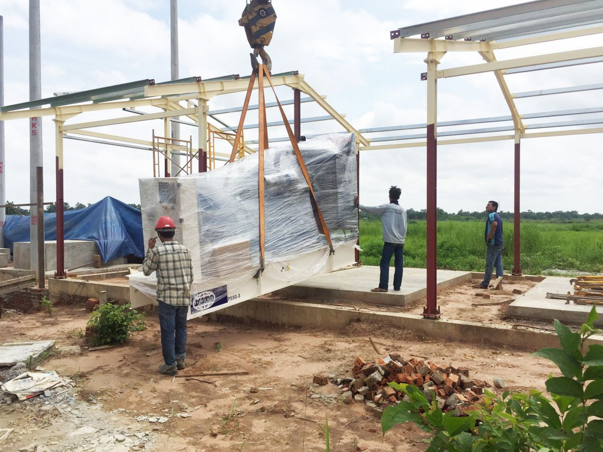 Powering Poultry Farming in Myanmar