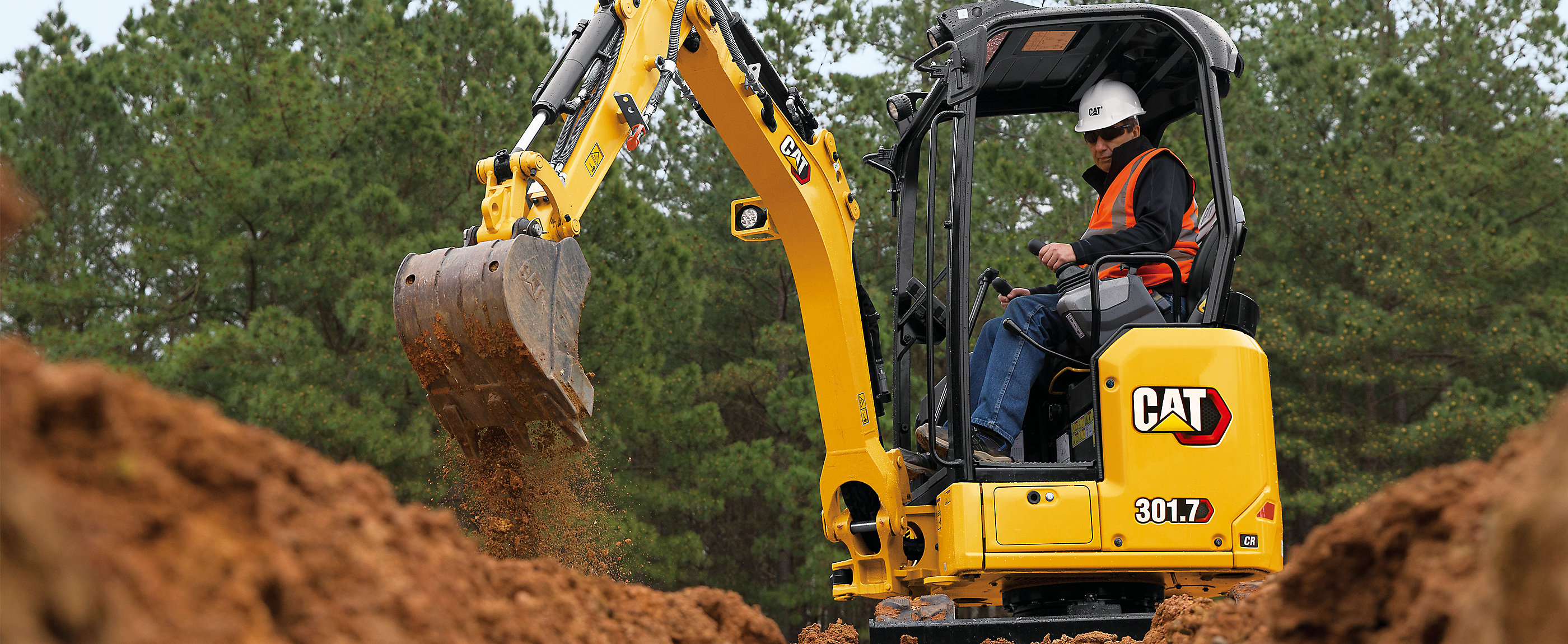 Next gen excavators offer improved efficiency and safety enhancements.