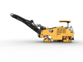 PM310 Track Undercarriage