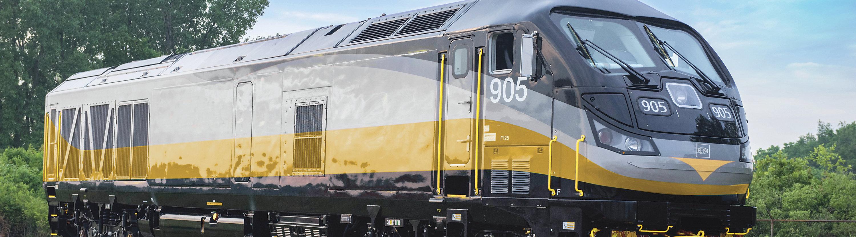 F125 Passenger Locomotive