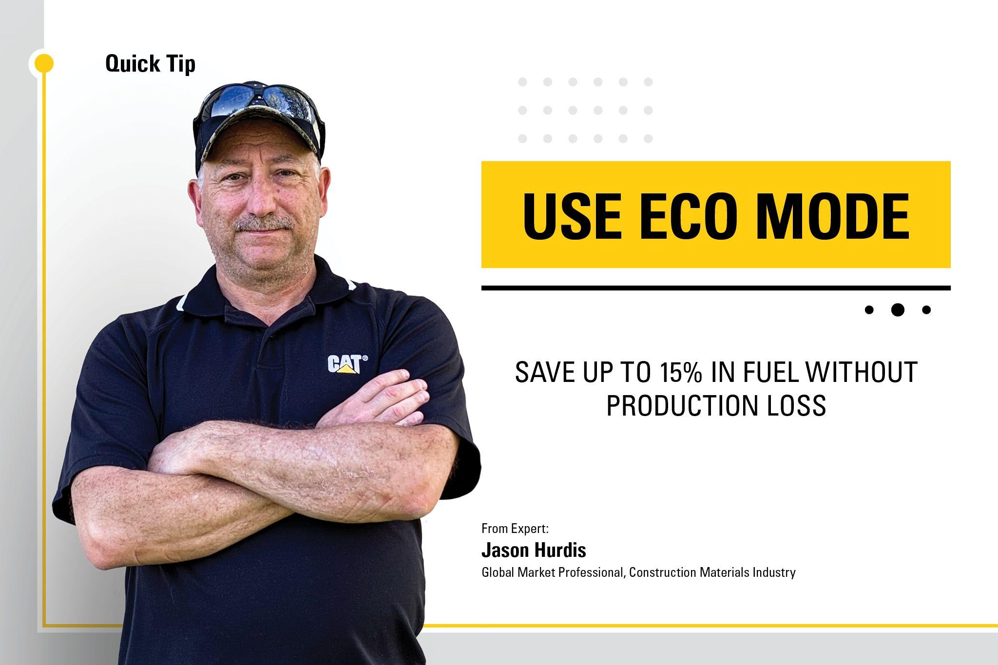 Use Eco Mode