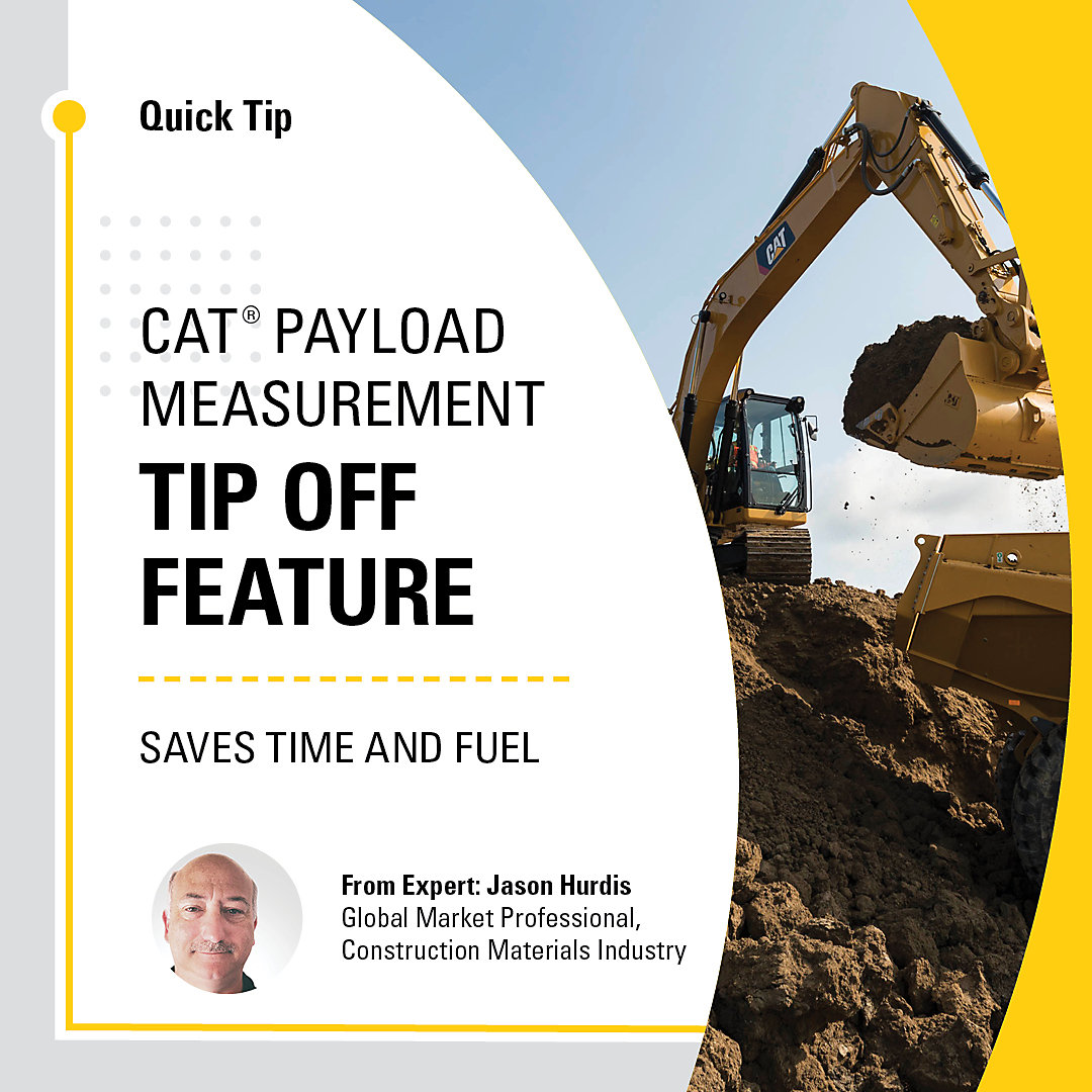 Cat Payload Measurement and Tip Off feature