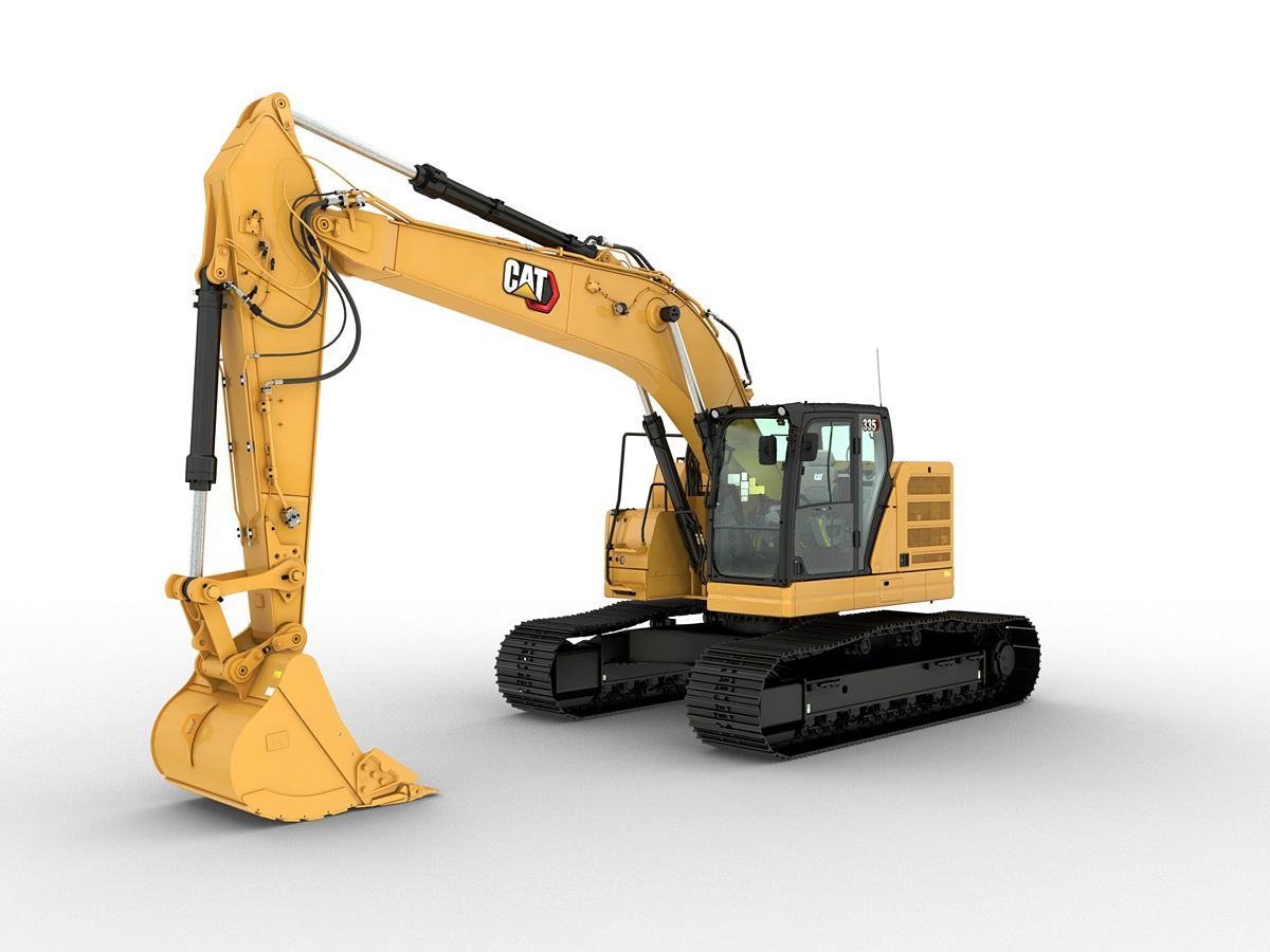 335 Hydraulic Excavator