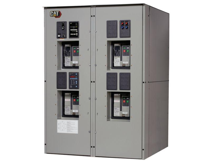 ATC Power Breaker & Case Switch Automatic Transfer Switch