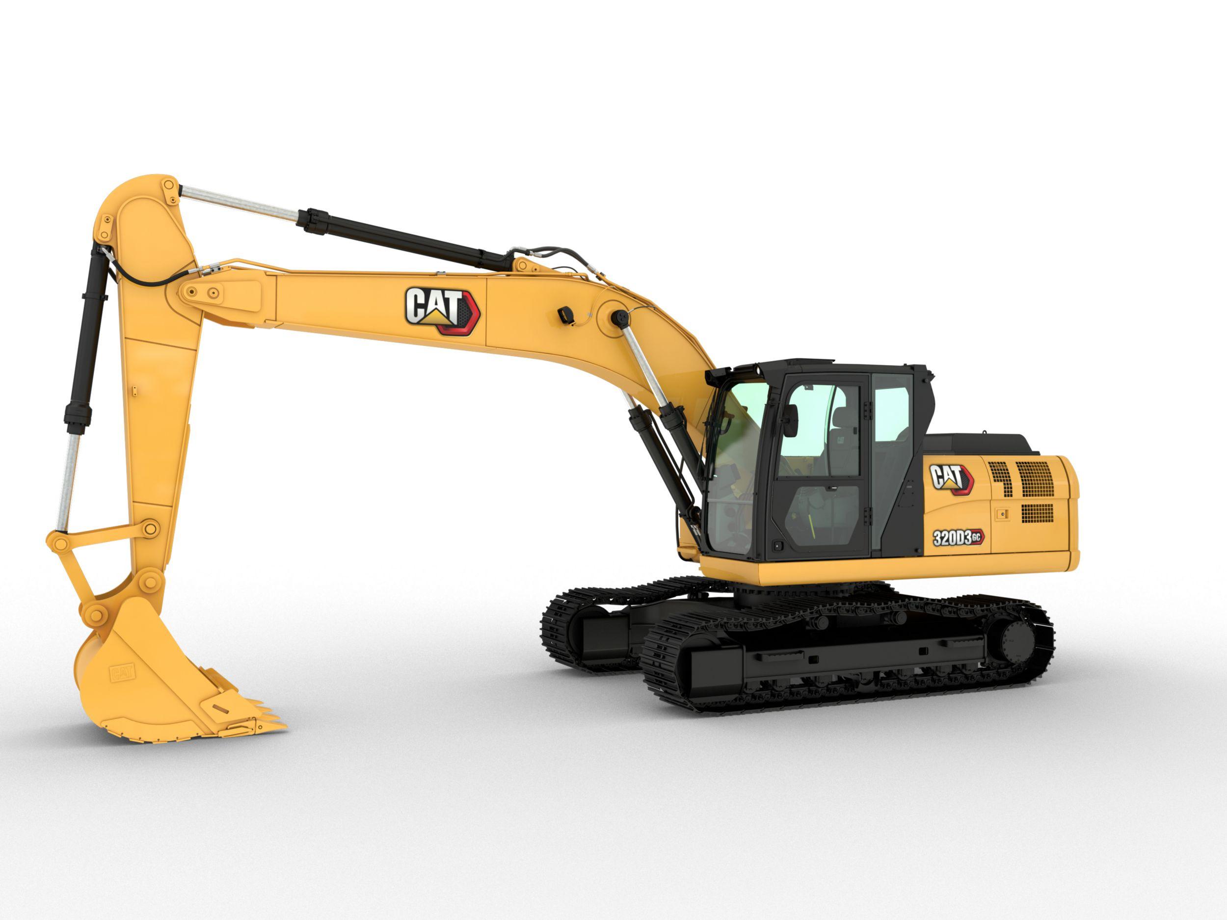 320D3 GC Excavators