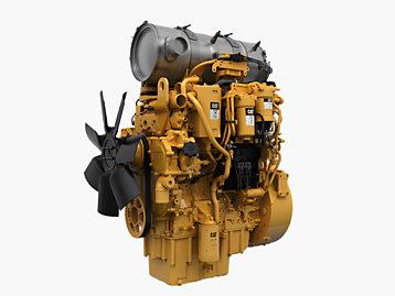 C4.4 Industrial Engine